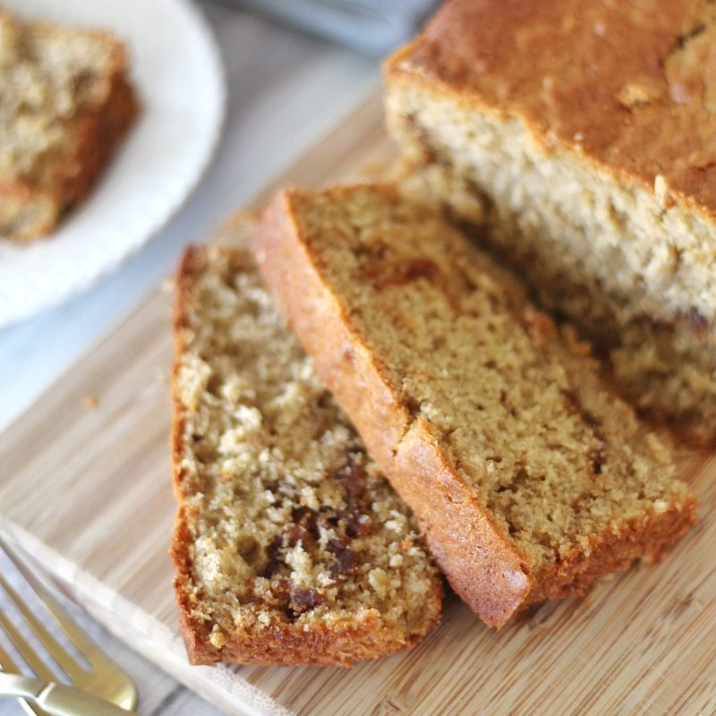 Biscoff Banana Bread | Cake by Courtney