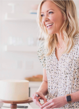 I love chatting with foodies from all walks of life on my podcast! www.cakebycourtney.com