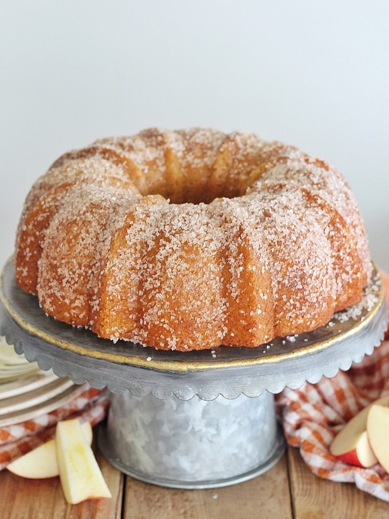 Try this simple and easy bundt cake recipe you'll love. www.cakebycourtney.com