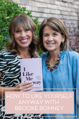 special interview with brook romney, author and speaker. www.cakebycourtney.com