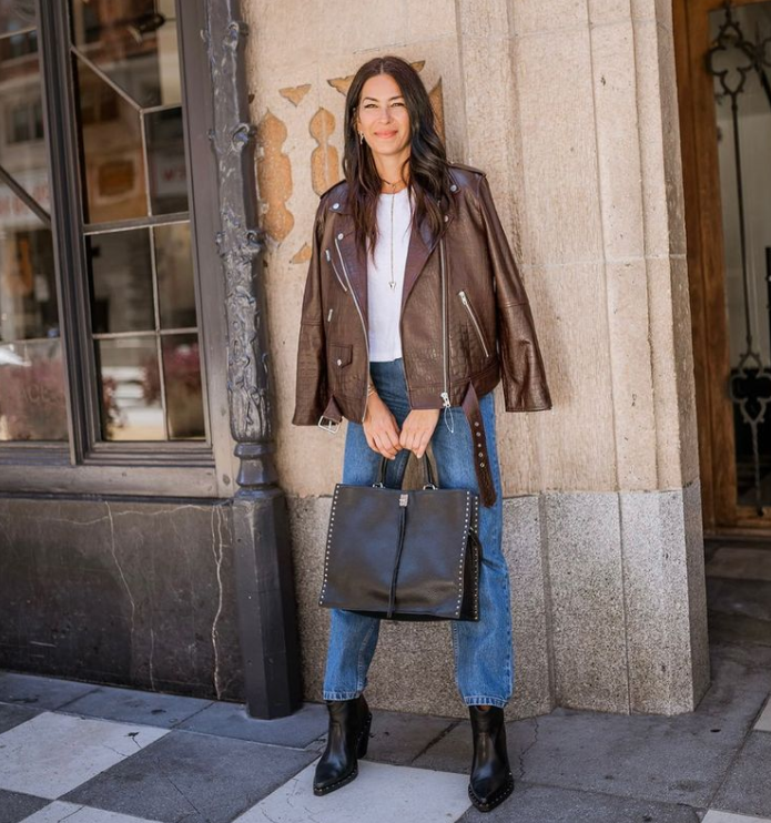how to become fearless in your career with rebecca minkoff. www.cakebycourtney.com