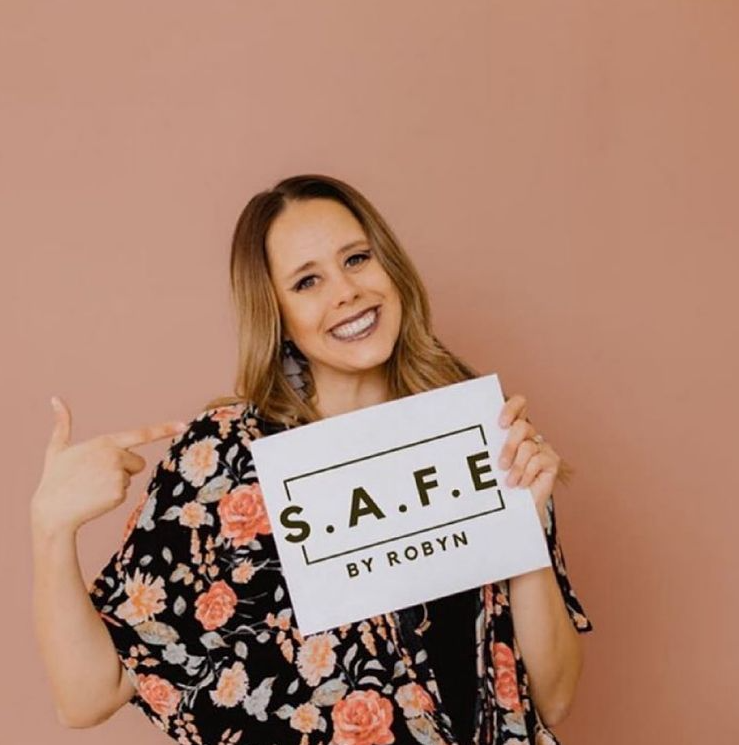 How to Be Prepared and Not Scared with Robyn Warner | Cake by Courtney
