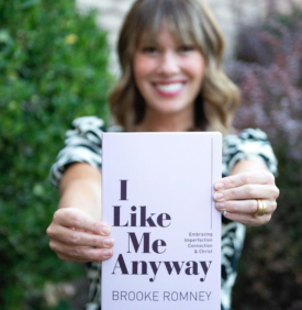 personal interview with author of i like me anyway. www.cakebycourtney.com