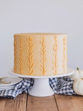 pumpkin flavored desserts perfect for fall. www.cakebycourtney.com