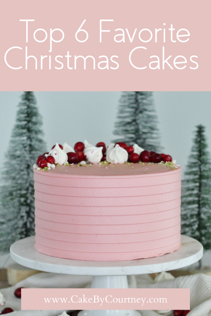 why I love these christmas cakes and tips on how to make them. www.cakebycourtney.com