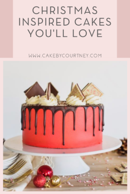 what to bake this Christmas for your family dinner. www.cakebycourtney.com